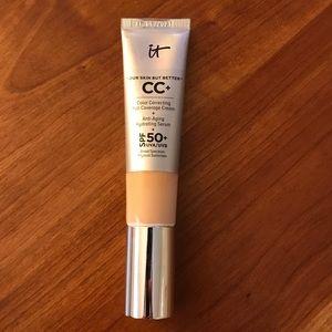 NEW It Cosmetics CC+ Cream !